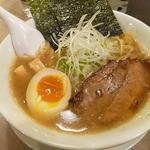 麺屋 雪風 - 正油(半麺) 2015.11月