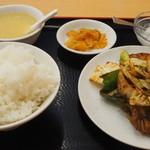 鳳琴樓 - 料理写真: