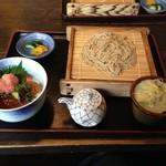 和食の食事処 峰 - ランチセット