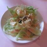 みやけ亭 - サラダ