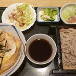 桃太郎 - ミニ玉子丼