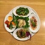 本日のおすすめタイ料理 5種