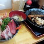 地魚・定食 祥天丸漁業 -