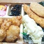 お弁当 どんどん - 料理写真:のりからランチ(@620円)