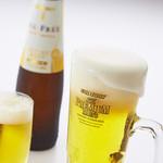 鈴のれん - ドリンク写真:ビール
