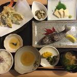 お食事処 なんたい - 本日の焼き魚定食