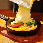 とろ〜りチーズのラクレット
