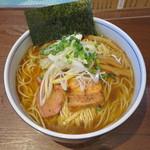 麺処びぎ屋 - 醤油らーめん 麺大盛り