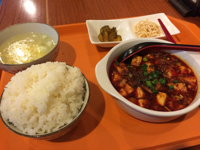 知音食堂 - 麻婆豆腐定食
