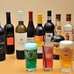 けんすけ - ワイン、ビール、カクテル