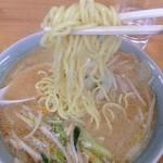 山久ラーメン - 以前から行きたかった魚津のラーメン❗️ みそ野菜が人気のようです(^^)