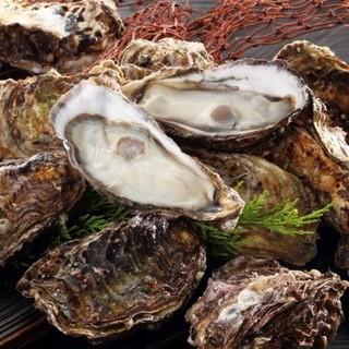 全国から牡蠣大集合