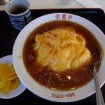 栄蘭亭 - 天津丼