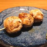 舌心 - 新鮮トマトの豚肉巻き (2015/10)