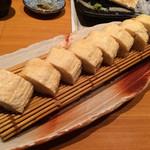 大阪産(もん)料理 空 - 卵も大阪産❤︎