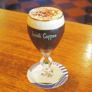 コーヒーハウス ニシヤ - アイリッシュコーヒー