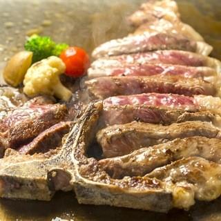 『希少価値抜群!の道産和牛肉』Tボーンステーキ
