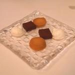 サーラ アマービレ - お茶菓子 (2015/10)