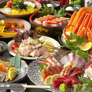 お値段以上の満足感を――。上質なコースで贅沢な饗宴の幕開け