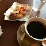 カフェドエコ - クッキーとコーヒーのセット