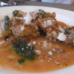 BISTRO L'Assiette - けんとん豚のトマト煮込み
