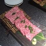 お肉 香田 - ザブトン