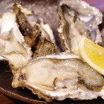 居酒屋 蒐 - 厚岸の牡蠣