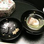 箱根桜庵 - 碗盛