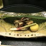 箱根桜庵 - 焼肴