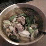 日月潭 - 日月潭麺