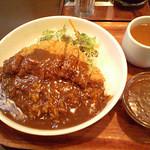 Guriruchiyoda - カツカレー大盛