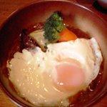 樹下 墨流亭 - 牛肉のデミグラスソース煮(ランチ)