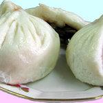 一壽 - 料理写真:蒸功夫 - プロの蒸し技,普通の肉まん