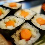 かさね寿司 - 美味しい山牛蒡