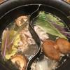 しゃぶしゃぶ温野菜 - 料理写真:2つのダシが選べます!