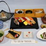すし屋の中川 - 10食限定  ランチ 楽宴 1620円