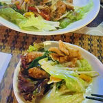 HAMP'S BOOGIE - 料理写真:エスニック野菜イタメ