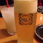 44002639 - ゴーヤービール。旨い!!
