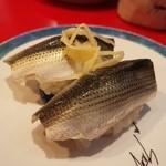 清次郎 - 料理写真:小鰭