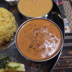 南國堂 - 南インドのチキンカレー