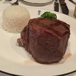Hy's Steakhouse - 料理写真:フィレミニヨン 448g