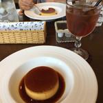 カフェ&キッチン yy - 昔プリン