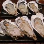 44006931 - 赤崎と昆布森の牡蠣