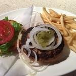 デモデヘブン - クラシックスタイルハンバーガー