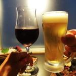 さんきゅう - ビールと ワインで乾杯!
