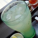 ブルーパパイヤ - グァバジュース