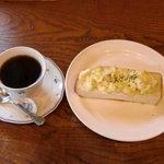 トロル - 料理写真:珈琲&モーニングA