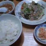 Rakushuuken - ランチ定食