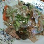 Rakushuuken - 肉野菜うま煮