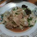 Rakushuuken - 肉野菜炒め